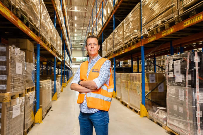 Schavemaker introduceert contractlogistiek en implementeert WMS van Arox Logistics IT