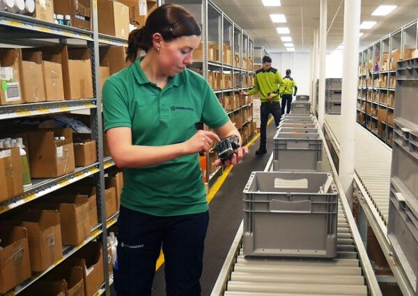 Green Logistics Groningen implementeert excellence in orderverwerkingsproces